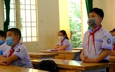 Cả tỉnh nghỉ học sau lễ khai giảng vì một học sinh nhiễm COVID-19
