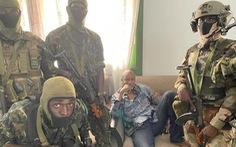Tổng thống Guinea bị phe nổi dậy giam giữ trong nhà tù quân đội