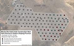 NATO quan ngại về các hầm phóng tên lửa của Trung Quốc
