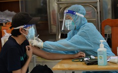 Phú Nhuận dự kiến hoàn thành tiêm vắc xin mũi 2 trước 15-10
