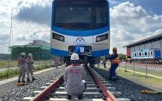 Do dịch COVID-19, metro số 1 lại lùi cuối năm 2023 hoặc đầu 2024 mới hoàn thành