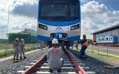 Bắt đầu khôi phục thi công dự án metro số 1 (Bến Thành - Suối Tiên)