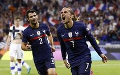 Griezmann tỏa sáng, Pháp tìm lại niềm vui chiến thắng