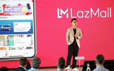 Giải mã thành công của LazMall - trung tâm mua sắm trực tuyến hàng đầu Đông Nam Á
