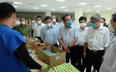 Bí thư Nguyễn Văn Nên: 'TP.HCM đang chuẩn bị chiến lược trở lại bình thường mới'