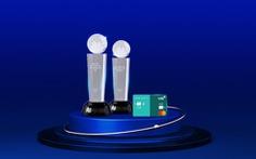 VIB lập cú đúp giải thưởng quốc tế về thẻ tín dụng