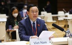 Chủ tịch Quốc hội Vương Đình Huệ: Người dân là trung tâm của mọi quyết sách chống dịch