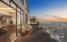 Thưởng ngoạn tại balcony chuẩn 'triệu đô' giữa tầng không