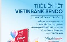 Thẻ đồng thương hiệu MasterCard Platinum VietinBank Sendo: Đặc quyền ưu đãi không giới hạn