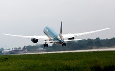 Hoàn thành, khai thác toàn bộ đường băng 1B sân bay Nội Bài