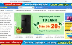 Ba trang web của MWG dẫn đầu top thương mại điện tử Việt Nam