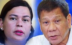 Con gái ông Duterte rút lui để cha tranh cử