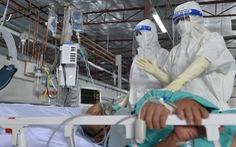 Bệnh viện dã chiến thuộc Bộ Công an nâng tầng điều trị