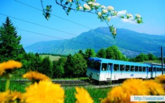 Tour tham quan Thụy Sĩ, Áo, Cộng hòa Séc