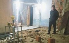 Phát hiện thi thể người bị chôn dưới phòng ngủ khi sửa nhà