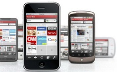 Opera Mini áp đảo Safari trên sân nhà iPhone