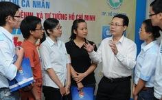 30 bạn trẻ nhận giải cá nhân hội thi Tầm nhìn xuyên thế kỷ