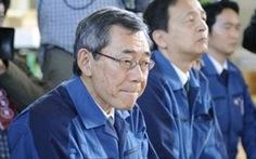 Tổng giám đốc TEPCO đề nghị chính phủ hỗ trợ bồi thường