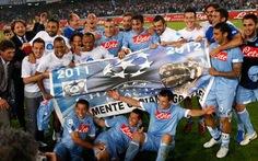 Napoli đoạt vé dự vòng bảng Champions League
