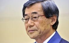 Chủ tịch TEPCO từ chức