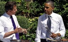 """Obama """"không có chút khoan nhượng"""" với Gaddafi"""