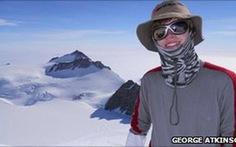 Chinh phục các đỉnh núi cao nhất ở tuổi 16