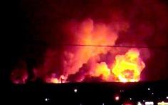 Nga: nổ kho vũ khí, hàng chục ngàn người sơ tán