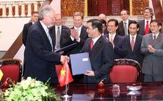 Việt Nam và Đức ký 2 hiệp định vay vốn
