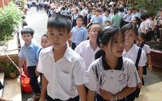 Tuyển sinh đầu cấp tại Q.4, Q.Tân Phú (TP.HCM)