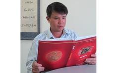 Tiến sĩ Trần Đức Anh Sơn: Những trang sách thấm đẫm mồ hôi