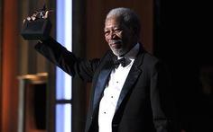 Morgan Freeman nhận giải thành tựu trọn đời