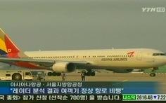 Quân đội Hàn Quốc xin lỗi bắn nhầm máy bay chở khách