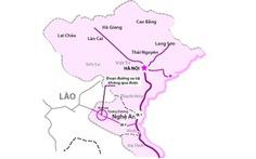 Lũ ở miền tây Nghệ An: Quốc lộ 7 ách tắc ít nhất 10 ngày nữa