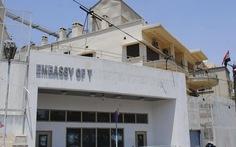 Người ủng hộ Chính phủ Syria tấn công lãnh sự quán Mỹ, Pháp