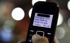 Cảnh giác các chiêu lừa nạp tiền điện thoại
