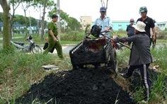 """""""Quên"""" phí môi trường với chất thải nguy hại"""