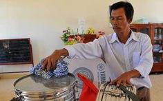 Người khai chữ ở đảo An Bình