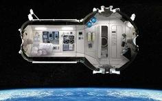 Khách sạn trong không gian