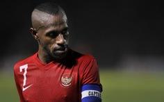 Boaz Solossa rút khỏi đội tuyển Indonesia