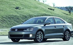 Volkswagen thu hồi hơn 30.000 xe Jetta