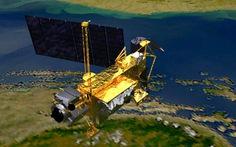 Trái đất hứng mảnh vệ tinh của NASA