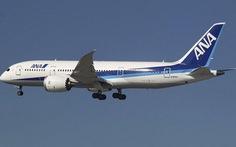 Siêu máy bay Dreamliner đầu tiên