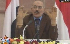 Tổng thống Yemen tuyên bố sẽ từ chức