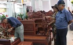Đồ gỗ lấy lại thị trường nội