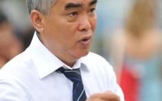 Ông Lê Hùng Dũng xin thôi chức chủ tịch