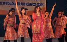 Đoàn nghệ sĩ Bollywood biểu diễn tại Đà Nẵng