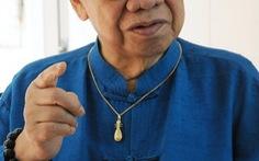 GS.TS Trần Văn Khê: ra biển lớn, hãy có Việt Nam trong máu thịt