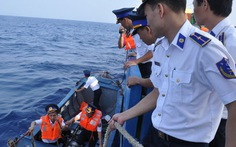 Vụ cháy tàu dầu Phương Nam Star: đã dập được lửa