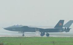 Trung Quốc thử máy bay chiến đấu tàng hình
