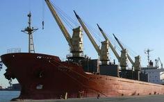 Cứu tàu Hàn Quốc chìm ở biển Đông